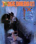 Judge Dredd TPB (1982-1989 Titan Books) The Chronicles of Judge Dredd 21-1ST