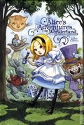 Alice's Adventures in Wonderland HC (2010 Novel) 1-1ST