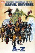Official Handbook of the Marvel Universe A-Z HC (2008-2010 Marvel) 13-1ST
