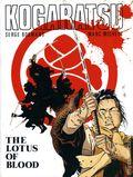 Kogaratsu The Lotus of Blood GN (1990 Comcat Comics) B&W Edition 1-1ST