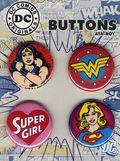 DC Comics Button Set (2010 Ata-Boy) SET-02