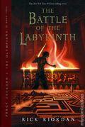 Percy Jackson and the Olympians HC (2005-2009 Disney/Hyperion Novel) 4-REP