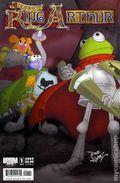 Muppet King Arthur (2009 Boom Studios) 1B