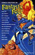 Comics Creators on Fantastic Four SC (2006 Titan Books) 1-1ST