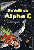 Revolt On Alpha C SC (1959 Novella) 1-REP