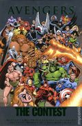 Avengers The Contest HC (2010 Marvel) 1-1ST
