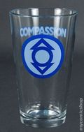Toon Tumblers Blackest Night Pint Glasses (2010) TTBN08