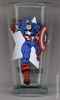 Toon Tumblers Marvel Comics Pint Glasses (2010) TT0060A