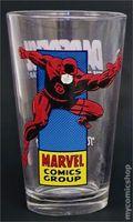 Toon Tumblers Marvel Comics Pint Glasses (2010) SADARDEV