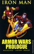 Iron Man Armor Wars Prologue TPB (2010 Marvel) 1-1ST