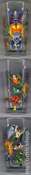 Toon Tumblers DC Comics Pint Glasses (2010) TT0090