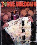 Judge Dredd TPB (1982-1989 Titan Books) The Chronicles of Judge Dredd 20-1ST