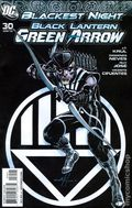 Green Arrow Black Canary (2007) 30B