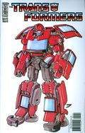 Transformers (2009 IDW) 4C