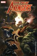 New Avengers HC (2007-2011 Marvel) Deluxe Edition by Brian Michael Bendis 5-1ST