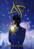 Artemis Fowl HC (2001 A Disney/Hyperion Novel) 1-REP