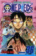 One Piece TPB (2003- Viz Digest) 36-1ST