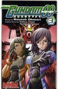 Mobile Suit Gundam 00 GN (2009 Bandai Digest) Double-0 3-1ST