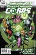 Green Lantern Corps (2006) 47A
