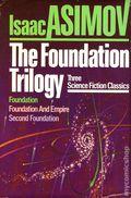 Foundation Trilogy HC (1982 Book Club Edition) 1-1ST