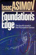 Foundation's Edge HC (1982 Book Club Edition) 1-1ST