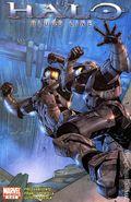Halo Blood Line (2009 Marvel) 5