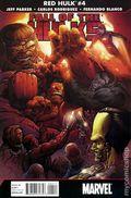 Fall of the Hulks Red Hulk (2010) 4