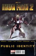 Iron Man 2 Public Identity (2010 Marvel) 2