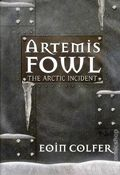 Artemis Fowl The Artic Incident HC (2002 Hyperion Novel) 1-REP