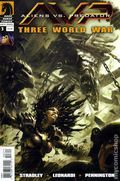 Aliens vs. Predator Three World War (2009 Dark Horse) 3