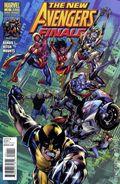 New Avengers Finale (2010) 1