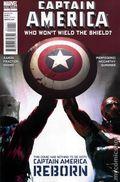 Captain America Who Won't Wield Shield (2010) 1