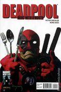 Deadpool Merc with a Mouth (2009) 10A