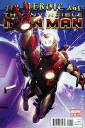 Invincible Iron Man (2008) 25A