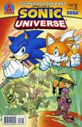 Sonic Universe (2009) 15