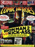 Comic Heroes Magazine (2010) 1A