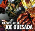 Marvel Art of Joe Quesada HC (2010 Marvel) 1st Edition 1-1ST