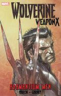 Wolverine Weapon X TPB (2010-2011 Marvel) By Jason Aaron 1-1ST
