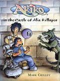 Akiko in The Castle of Alia Rellapor HC (2001 Novel) 1-1ST