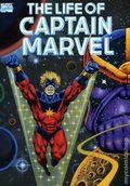 Life of Captain Marvel TPB (1990 Marvel) By Jim Starlin 1-REP