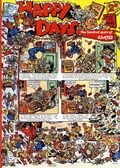 Happy Days One Hundred Years of Comics HC (1988) 1-1ST