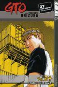 GTO GN (2002-2005 Tokyopop Digest) 24-1ST