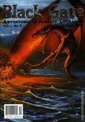 Black Gate Adventures in Fantasy Literature SC (2001-2003) 2-1ST