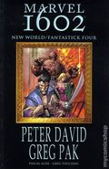 Marvel 1602 New World Fantastick Four TPB (2010 Marvel) 1-1ST
