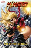 Ms. Marvel TPB (2007-2010 Marvel) By Brian Reed 8-1ST