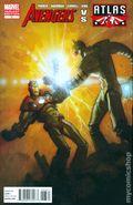 Avengers vs. Atlas (2010 Marvel) 3B