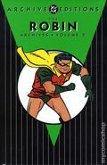 DC Archive Editions Robin HC (2005-2010 DC) 2-1ST