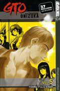 GTO GN (2002-2005 Tokyopop Digest) 5-1ST