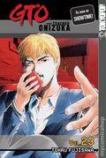 GTO GN (2002-2005 Tokyopop Digest) 23-1ST