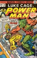 Power Man and Iron Fist (1972) Mark Jewelers 29MJ